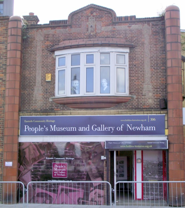 London-2012-Peoples-Museum-and-Newham-Gallery