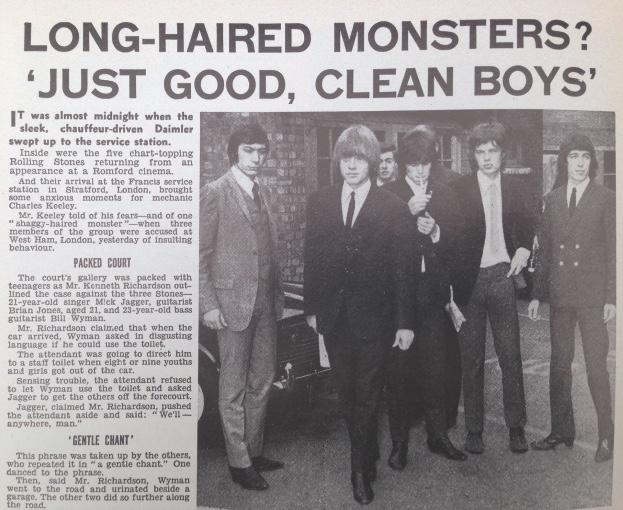 Stones 1965