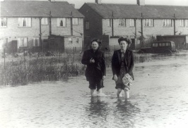 floods e 1953 canning town